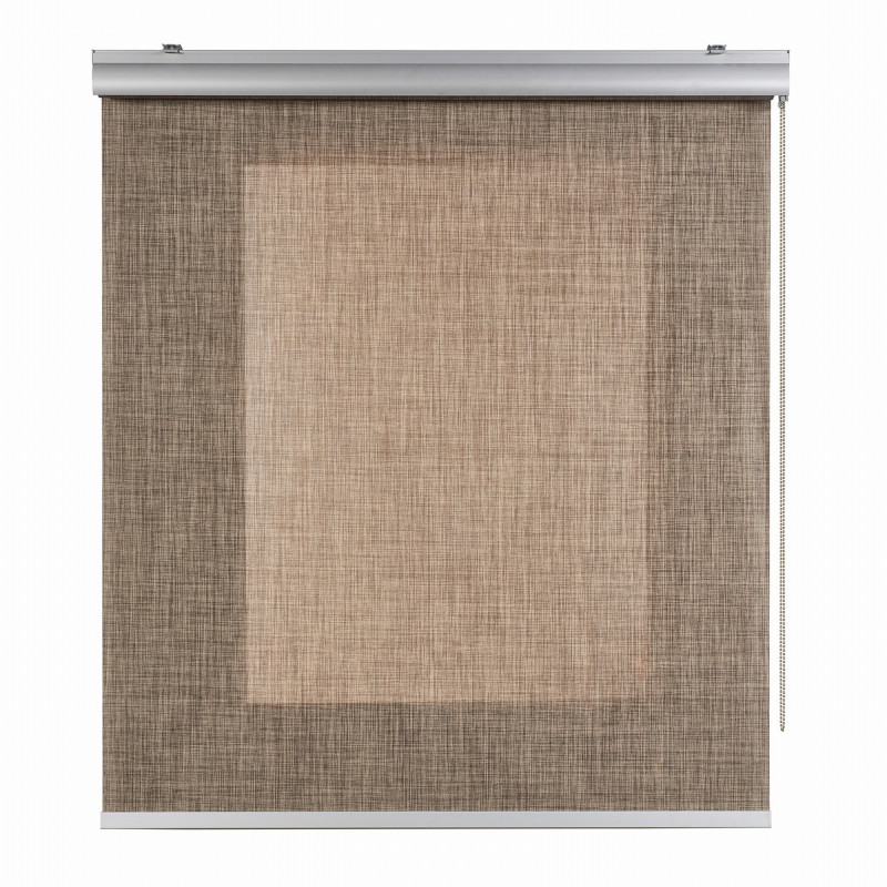 Store screen marron - PREMIUM sur mesure